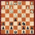 Beldie Raimondo - Carp George (9.c4)