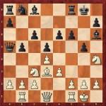 Constandache Irina - Calin Anca (14...g5)