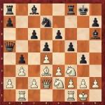 Constandache Irina - Calin Anca (18...g4)