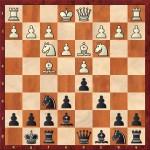 Constandache Irina - Calin Anca (7.Nf3)